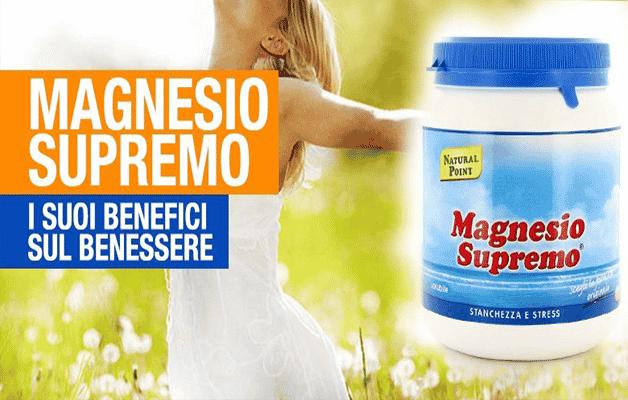 Problemi Di Stitichezza Ritrova Il Benessere Con Magnesio Supremo Il Punto Naturale